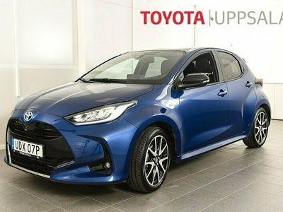 begagnad Toyota Yaris Hybrid 1.5 Elhybrid Style