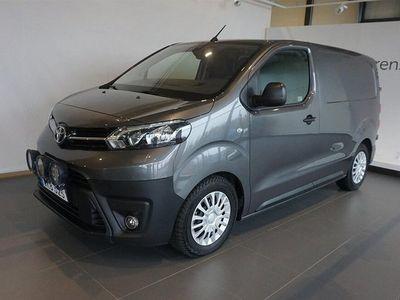 begagnad Toyota Proace 1.6 Skåpbil Värmare Låg Skatt 2250kr