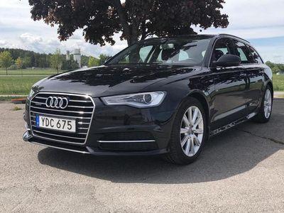 begagnad Audi A6 2.0 TDI Avant quattro