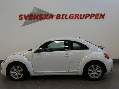 begagnad VW Beetle The2.0 TSI Aut Sport Comfo