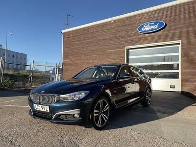 begagnad BMW 320 Gran Turismo d xDrive Steptronic Euro 6 184hk