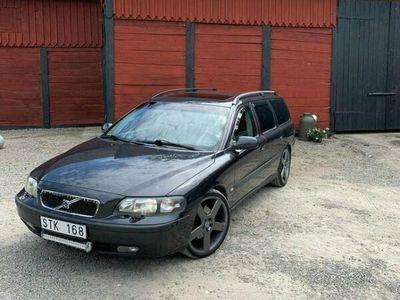 begagnad Volvo V70 T5 Fullutrustad