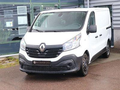 begagnad Renault Trafic 1.6 dCi Skåp (125hk)
