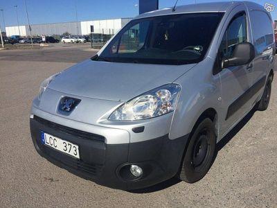 brugt Peugeot Partner 1,6 HDI -11