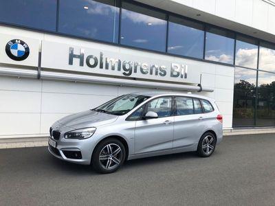 begagnad BMW 220 i GT Sport Parking Drag 7-Sits