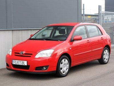 begagnad Toyota Corolla Halvkombi 1.6 VVT-i 110hk 11.0 -05