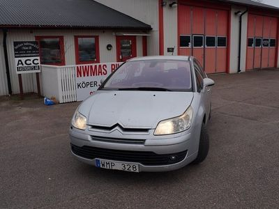 brugt Citroën C4 2.0 136hk/ Ny bes till 2020-02-29
