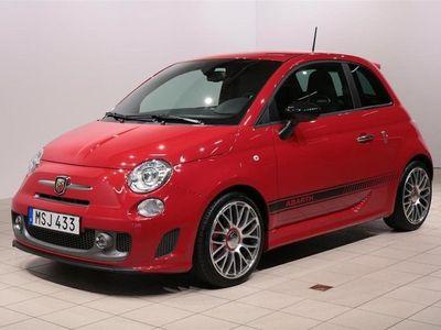 begagnad Fiat 500 Abarth 595 Turismo