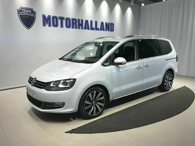 begagnad VW Sharan 2,0TDi 4-MOTION GT 2018, Personbil 319 900 kr