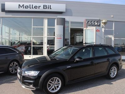 used Audi A4 Allroad quattro TDI 190HK Värmare Drag