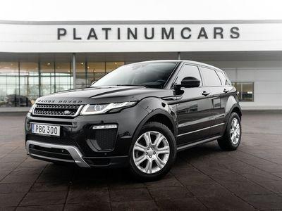 begagnad Land Rover Range Rover evoque TD4 HSE Dynamic 180hk / Sv.Såld / LEASEBAR