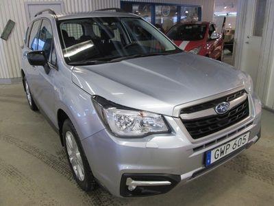 begagnad Subaru Forester 2.0 4WD (150HK)