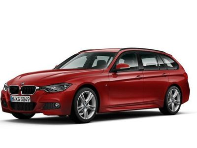 begagnad BMW 320 d xDrive Touring Connected / M-sport / Dragkrok