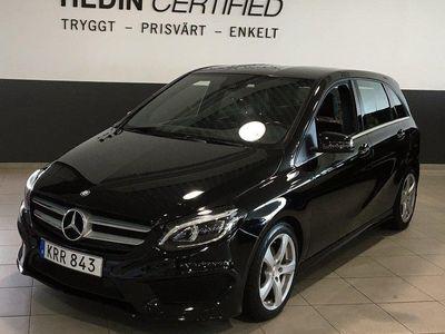 begagnad Mercedes B200 BD 4MATIC AUTOMAT