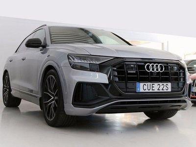 begagnad Audi Q8 50 TDI 286hk Q S-line/B&O/Panorama