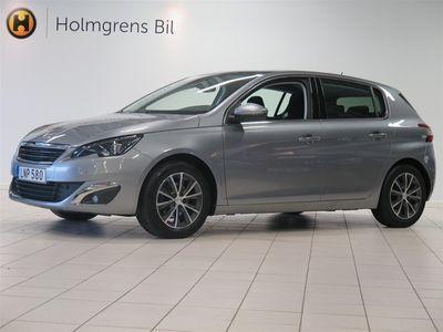 begagnad Peugeot 308 1.6 Thp 125hk Navi Värmare Pano