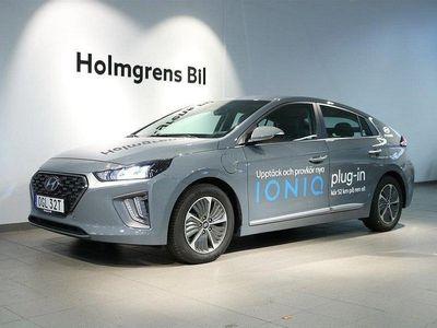 begagnad Hyundai Ioniq Plug-In Premium Baksätesvärme +