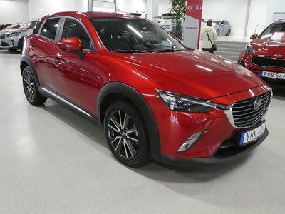 begagnad Mazda CX-3 2.0 Optimum SKYACTIV-G Automat Eur