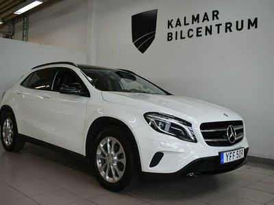 begagnad Mercedes GLA200 d Progressive Night Package