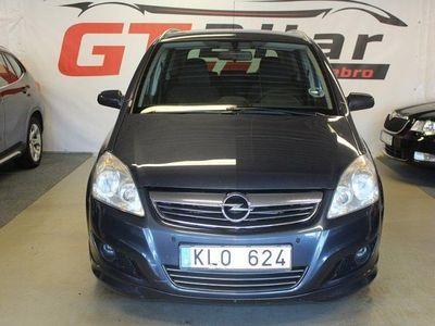 brugt Opel Zafira 1.9 CDTI 7-sits OPC Line -09