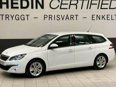 begagnad Peugeot 308 SW 1.6 BlueHDi (99HK) ACTIVE