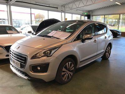 begagnad Peugeot 3008 1.6 Automat/Panorama/Navi