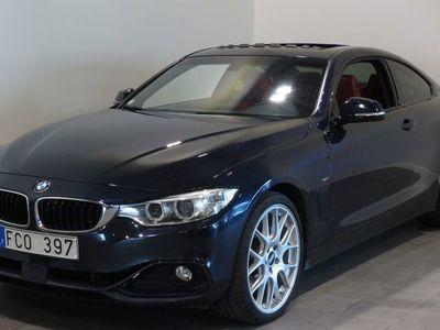 begagnad BMW 435 I xDrive Sport line