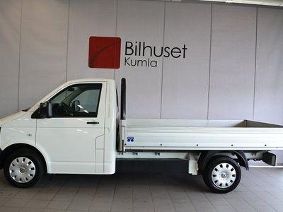 begagnad VW Transporter PickUp 2,0TDi 140hk Drag Värmare