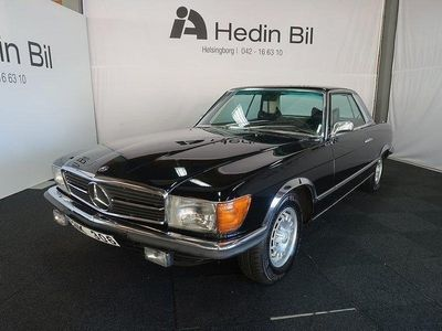 begagnad Mercedes 450 SLC Automat 225hk-1975