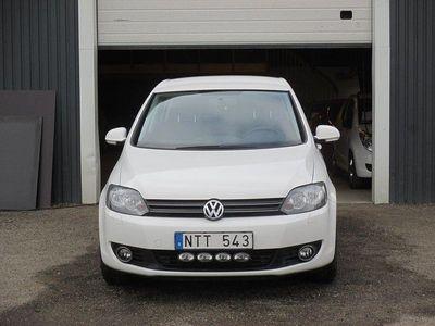begagnad VW Golf Plus 1.6 MultiFuel Style 102h