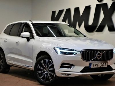 begagnad Volvo XC60 D4 AWD Inscription | D-värm | Drag | VOC