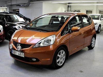 begagnad Honda Jazz 1.4 i-VTEC AUTO 2011, Halvkombi 89 900 kr