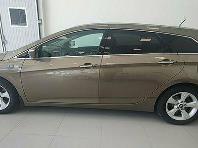 begagnad Hyundai i40 Kombi 1,7 CRDi 136hk