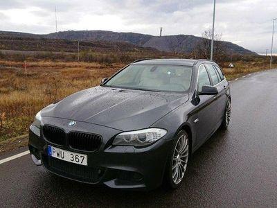 begagnad BMW 525 d 3,0 M-sport