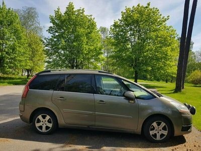 begagnad Citroën Grand C4 Picasso 2.0 HDiF EGS 7-sits
