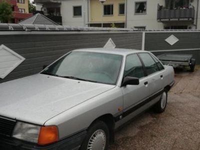 gebraucht Audi 100 1.8 skattebefriad -88