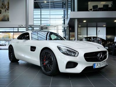 begagnad Mercedes AMG GT S - Benz510hk