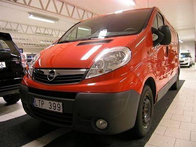 begagnad Opel Vivaro 2,0 CDTI (114hk) L2H1 -11