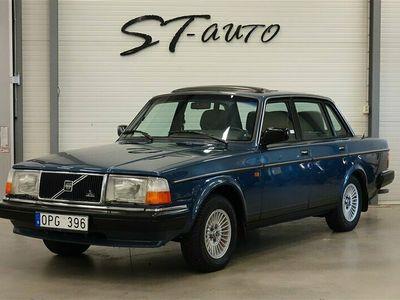 begagnad Volvo 240 GL 2.3 Låga mil 116hk
