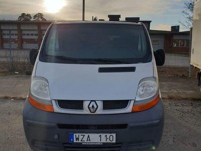 gebraucht Renault Trafic Van 1.9 dCi 101hk -05