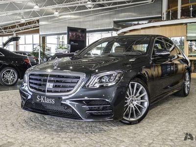 brugt Mercedes S400 d 4MATIC // DEMOBIL //