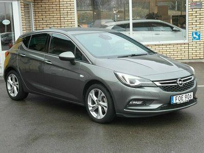 begagnad Opel Astra Dynamic 1.4 Turbo (125hk) NAVI/LÅG SKATT/V-DÄCK