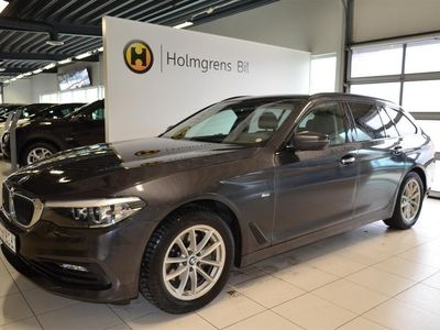begagnad BMW 520 d Touring Sportline Connected Drag