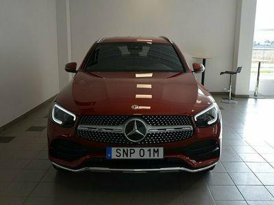 begagnad Mercedes 200 GLCd/4Matic/AMG Line