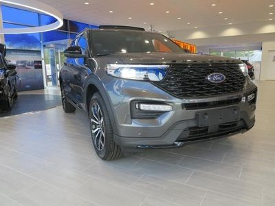 begagnad Ford Explorer Plug-In-Hybrid AUT10 7-sits 457