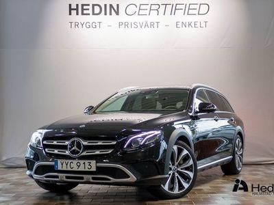begagnad Mercedes E350 AT 4MATIC // ADAPTIV FARTHÅLLARE & DRAGKROK //