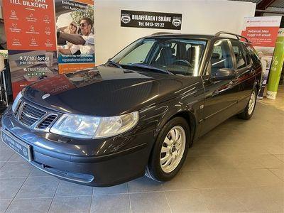 begagnad Saab 9-5 SportCombi 2.3 T Manuell, 185hk Linear