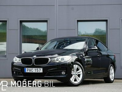 begagnad BMW 320 Gran Turismo d 184hk Aut Drag Xenon
