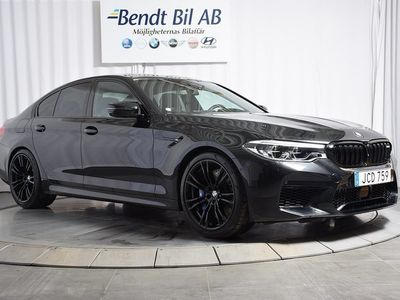 gebraucht BMW M5 F90 Bowers & Wilkins - Competition Pac -19