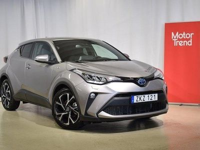 begagnad Toyota C-HR 1.8 Hybrid X-Edition S+V-hjul